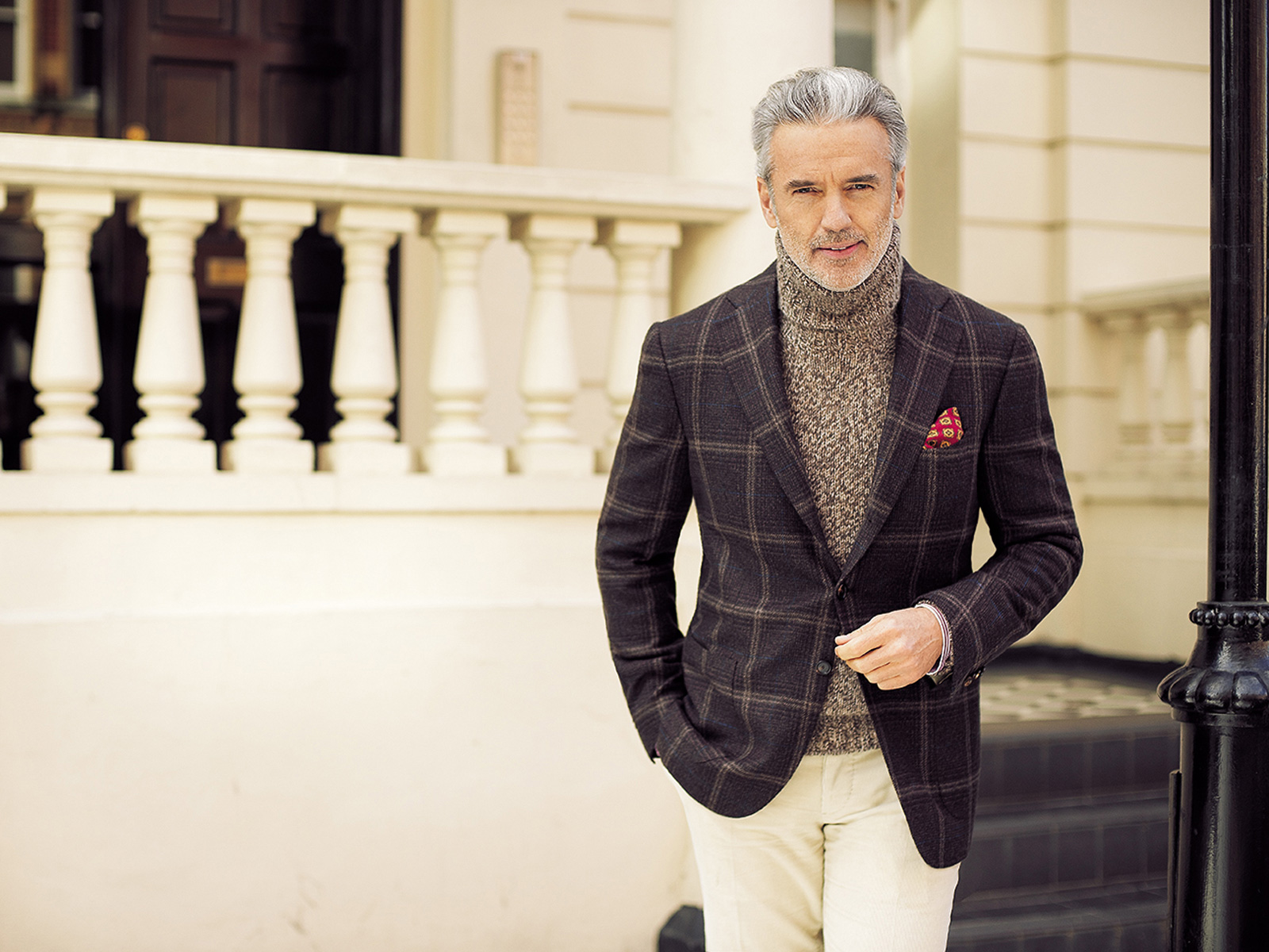 Suits, Sportcoats & Trousers