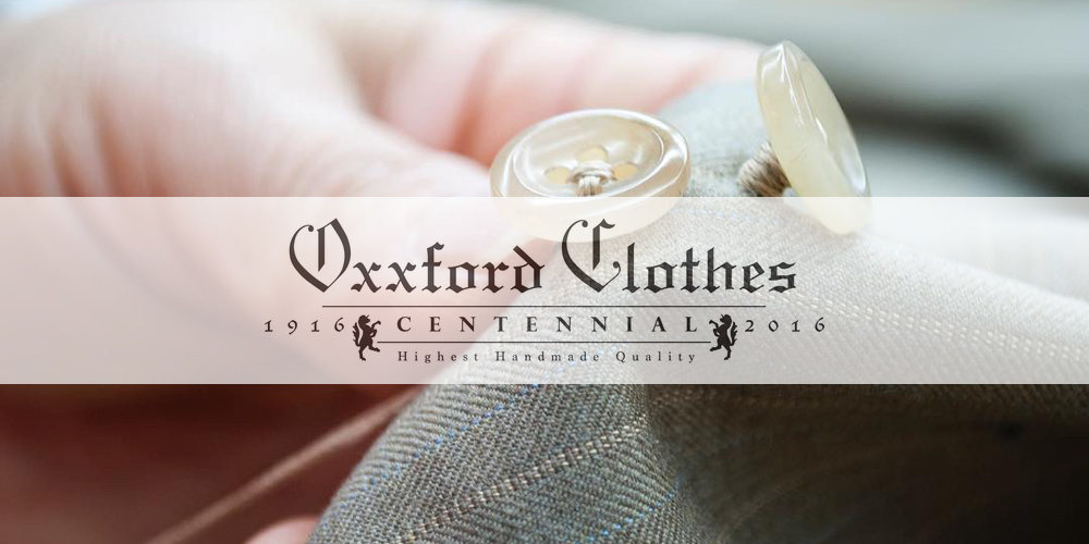 Oxxford Clothes & Gaziano & Girling Trunk Show